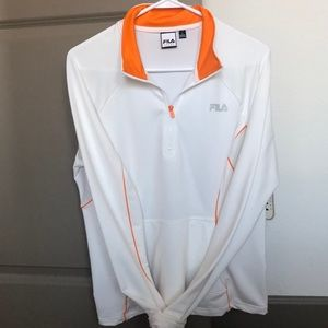 LS Youth Fila pullover